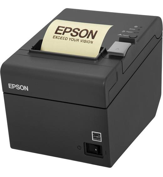Impressora Térmica Epson Tm-t20 Para Cupon Mais Bobina