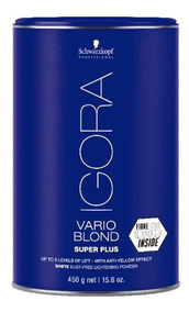 Schwarzkopf Pó Descolor/ Igora Vario Blond Super Plus 450g