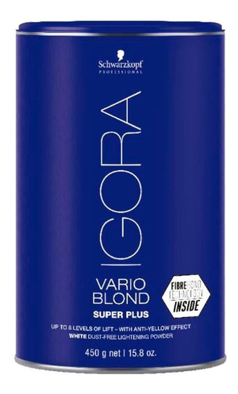 Schwarzkopf Pó Descolor/ Igora Vario Blond Super Plus 450g