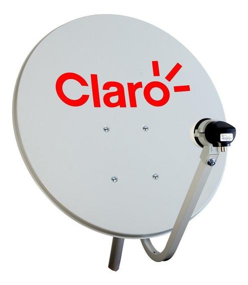 Parabólica Claro Tv 60cm (somente Parabolica S/ Receptor