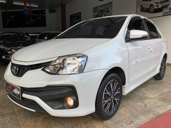 Toyota Etios 1.5 Platinum Sedan Aut Flex 2017