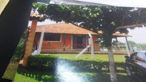 Chácara Residencial À Venda, Zona Rural, Santa Maria Da Serra. - Ch0072