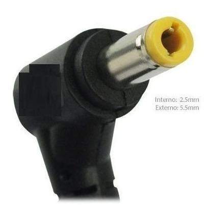 Fonte Carregador P/ Microboard Innovation I565 19v 3,42a 394