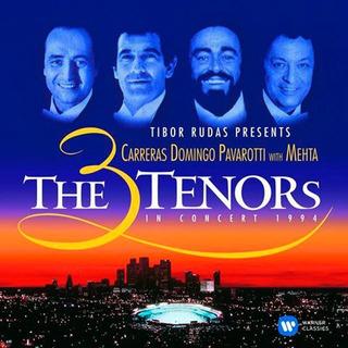 The 3 Tenors In Concert 1994 Vinilo Nuevo Sellado Obivinilos