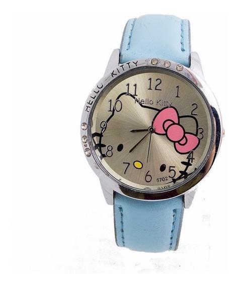 Hermosos Relojes De Hello Kitty Varios Modelos Y Colores