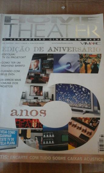 Revista Home Theater N 60 Ano 5 Maio 2001