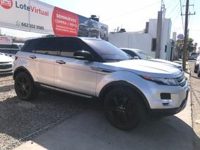 Land Rover Evoque (unico Dueño Y Factura De Agencia)