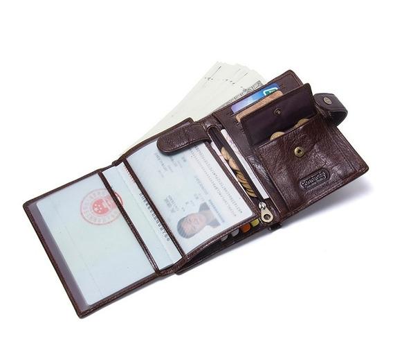 Porta Pasaporte Organizador Viaje Documentos Piel Legitima