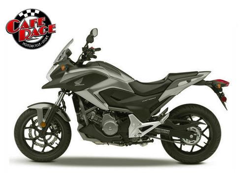 Honda Nc 750 | Financiada 100% Con Bbva.
