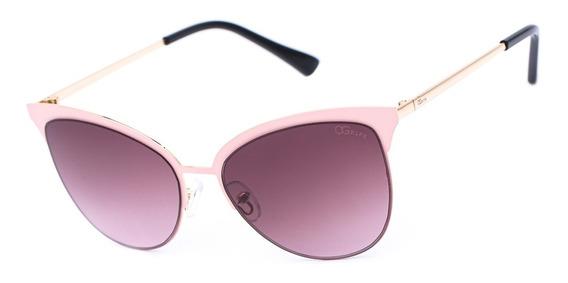 Oculos Ogrife Solar Og 1301-c Feminino Proteção Uv Original