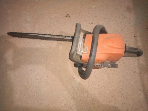 Imagem 1 de 3 de Venda De Motosserra Gasolina