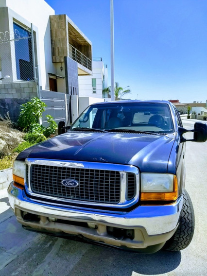 Ford, Excursion 2001 Nacionalizada