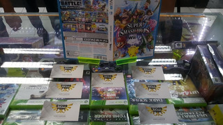 Super Smash Bros **para Wii U**