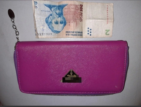 Billeteras Excelente Estado Monedero Compartimiento Celular