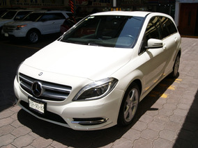 Mercedes Benz B-180 Exclusive 2014. Aut, Piel, Gps, Ra 17