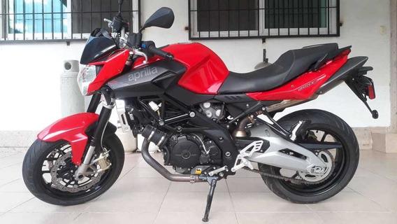 Aprilia Shiver 750 Roja 2016 Yamaha Honda Suzuki Kawasaki