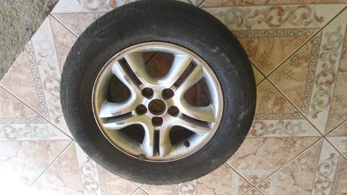 Hyundai Tucson Roda