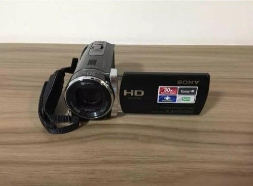 Filmadora / Câmera Sony Hdr Cx190