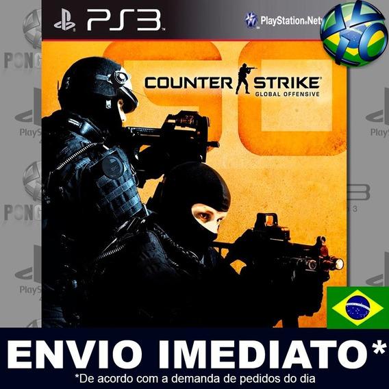 Counter Strike Global Offensive Ps3 Psn Jogo Em Promoção