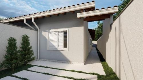 Imagem 1 de 8 de Casa Com 02 Dormitórios Em Itanhaém
