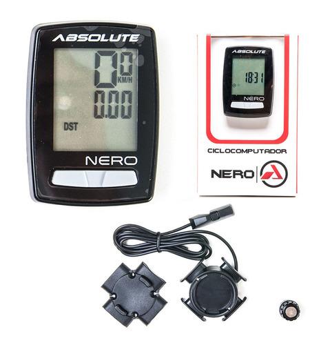 Imagem 1 de 1 de Ciclo Computador Absolute Nero