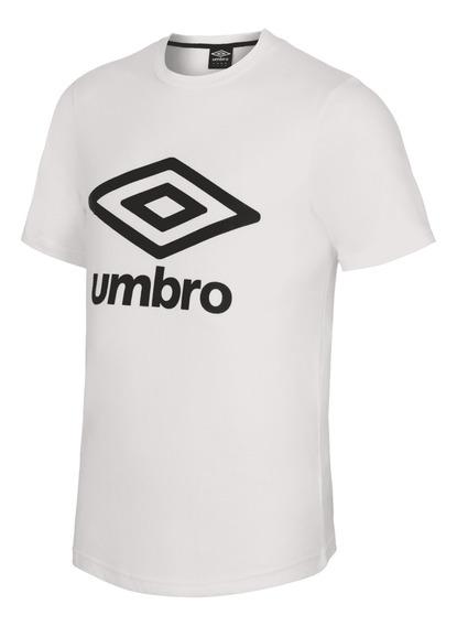 Playera Umbro Futbol Leones Negros Blanco