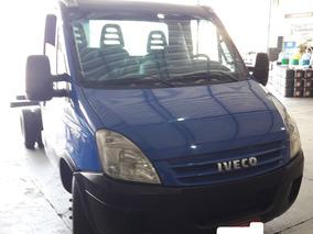 Iveco Daily 55c16 Chassis - Ano 2011 - Baixo Km - Nova - Ud