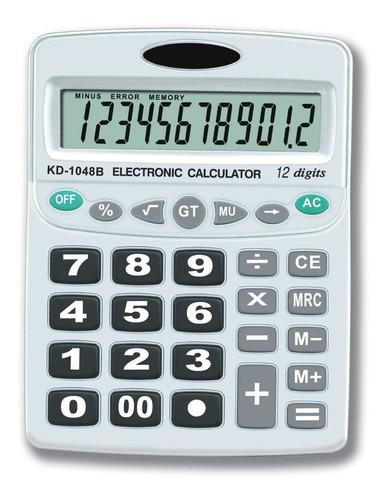 Calculadora Grande Pantalla Lcd 12 Digitos