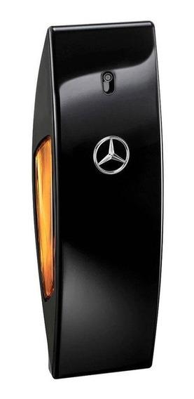 Mercedes-benz Club Black Edt 50ml - Original E Lacrado