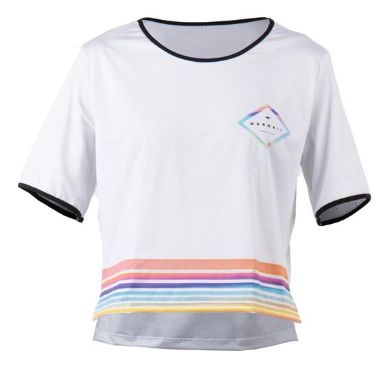 Camiseta Manga Curta Infantil Dry Smart 1a Uv Mormaii