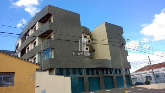 Apartamento Com 3 Dormitórios À Venda, 112 M² Por R$ 390 - Oficinas - Ponta Grossa/pr - Ap0154