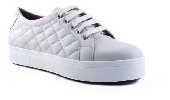 Zapatilla Mujer Cuero Briganti Zapato Moda Negra - Mczp05239