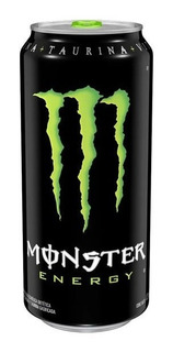 Bebida Energizante Sin Alcohol Monster Energy