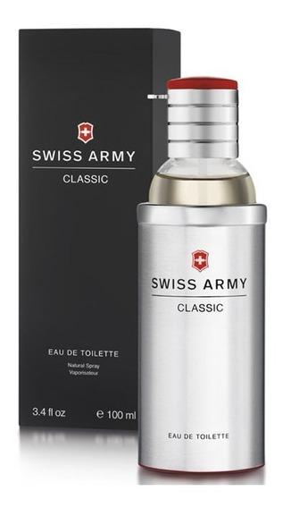 Perfume Masculino Swiss Army 100ml Importado Usa