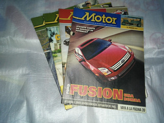 Revista Motor 54 Numeros Disponibles