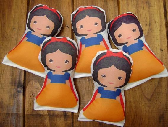 30 Souvenirs Blancanieves Muñeca 15cm Principe Enanitos