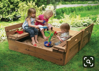 Areneros Para Niños // Juegos // Chicos //madera