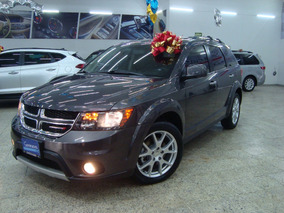 Dodge Journey Rt 2015 !! Maximo Equipo!! Seminueva!!!