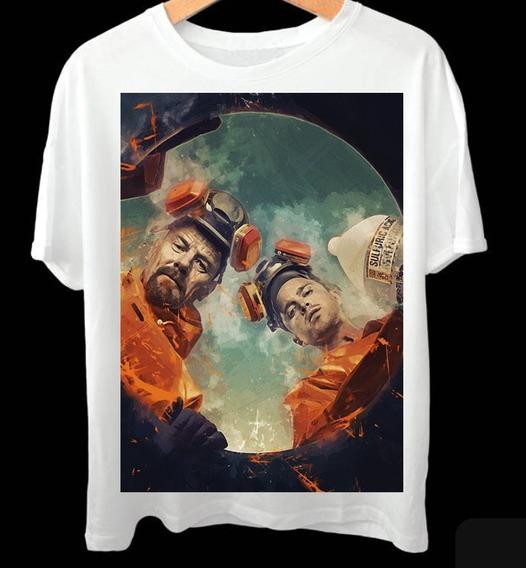Camisa Camiseta Breaking Bad Walter White Produtos