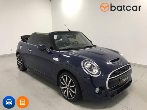 Mini Cooper 2.0 16v Twinpower Gasolina S Cabrio Steptronic