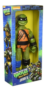 Tortugas Ninja Figura De Accion 25 Cm Spinmaster Leonardo
