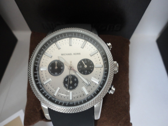 Relógio Michael Kors Mk8055 Preto Original - Frete Gratis