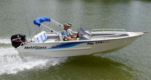 Barco Metalboat Mb 175 Sport