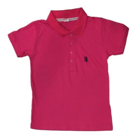 04 Camisa Camiseta Blusa Polo Feminina Roupas Atacado