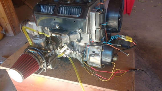 Motor Rotax 377 Con Reductora