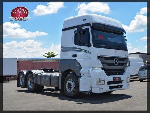 Mercedes-benz Axor 2041 6x2 2020