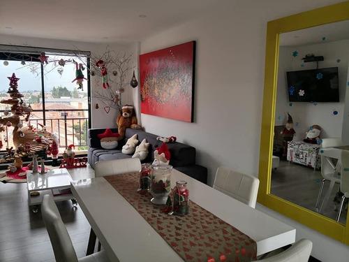 Imagen 1 de 10 de Venta Apartamento Chia Av. Chilacos 76m2 2h 2b 2p 330 Mm