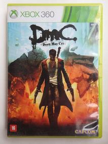 Devil May Cry 5 Xbox 360 Midia Fisica Original
