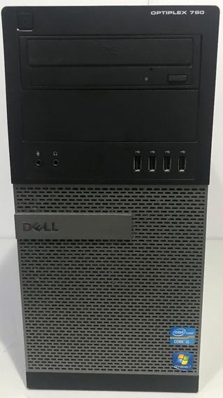 Cpu Dell 790 Core I5-2400 3.10ghz - 8gb Ddr3 - Hd 1 Tera