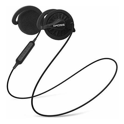 Imagen 1 de 6 de Auriculares Inalambricos Con Clip De Oreja Bluetooth Koss Ks
